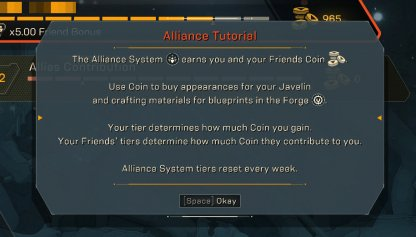 How to Earn Alliance XP