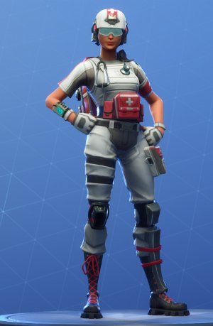 Skin Outfit FIELD SURGEON