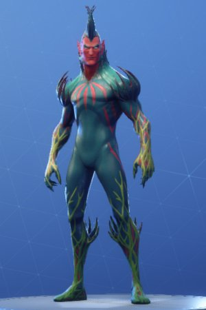 Skin Outfit FLYTRAP