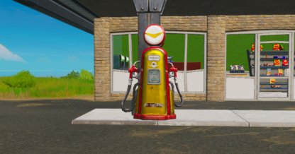 Gas Pump Locations