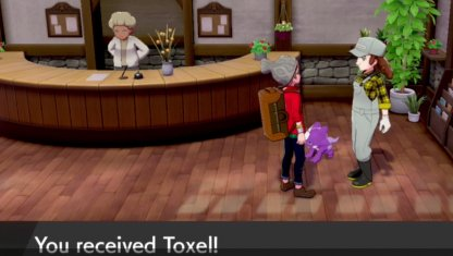 Get Toxel In Nursery