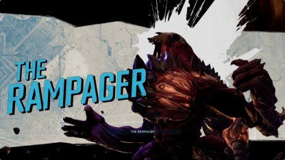 Rampager Intro