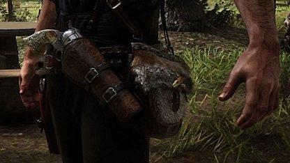 Red Dead Redemption 2 - Camp Upgrades - Satchel Upgrades