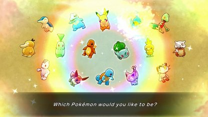 Manually Choose Your Starter