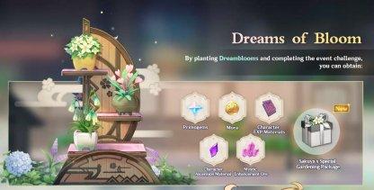 Dreams of Bloom
