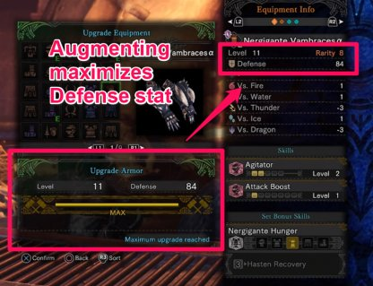 Strengthen Armor To Take On Challenging Hunts
