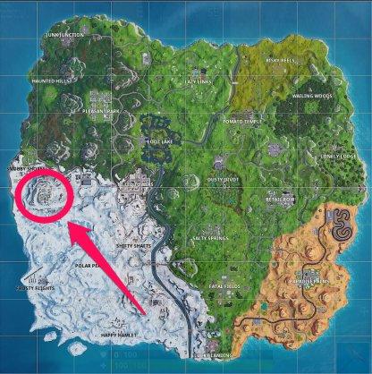 MAP Viking Village