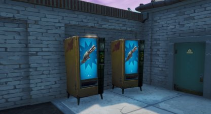 Vending Machines - Locations