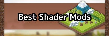 Best Shader Mods