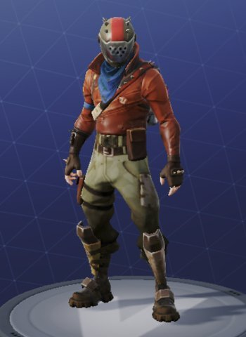 Skin Outfit RUST LORD