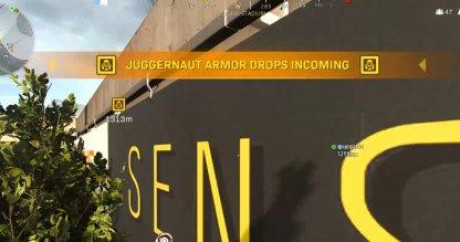new juggernauts drop when eliminated