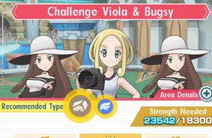 Viola & Bugsy