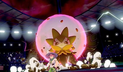Gym Leaders Dynamax Their Pokemon