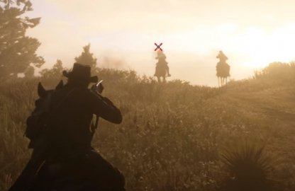 Red Dead Redemption 2 Dead Eye System