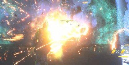 Move Left / Right to Dodge Fireball Attack
