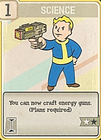 Fallout 76 Perk Card Intelligence Science