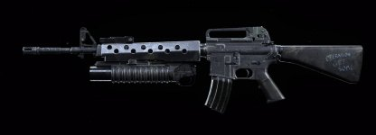 OG AR Weapon Details