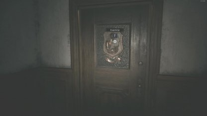 Use Relief Of A Child On Mother-Plated Door
