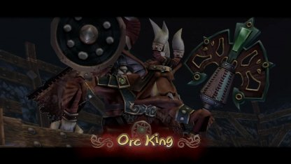 How To Beat Orc King
