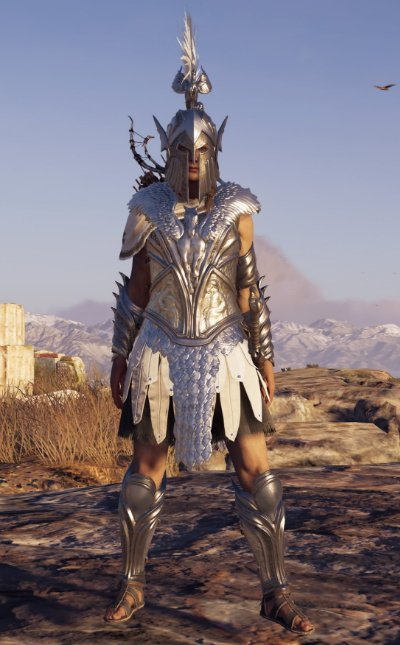 assassins creed pegasos gear - 400×645