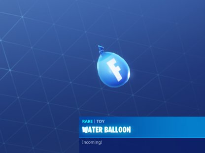 Complete 14 Days of Summer Challenge to Get Water Balloon Toy
