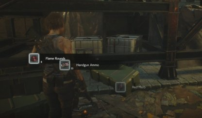Resupply From Surrounding Boxes
