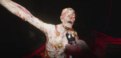 Zombies in the multiplayer reveal