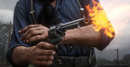 Red Dead Redemption 2 - Best Weapons - Revolvers