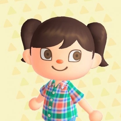 Animal Crossing Hair Face List Acnh Gamewith