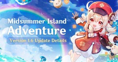 Midsummer Island Event