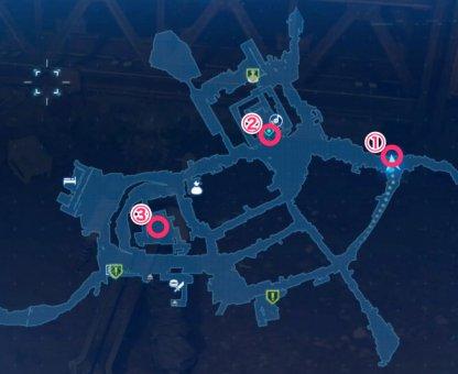 Cat Locations