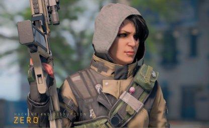 Call of Duty BO4 Zero Specialist