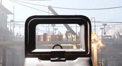Shoot Barrels On Platforms
