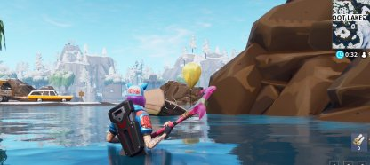 East Side Of Loot Lake