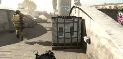 Use The Crate To Load Up