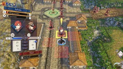 Fire Emblem: Three Houses Turn-based, Tactical Role-Playing Game