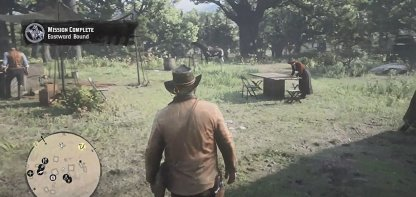 Red Dead Redemption 2 - Camp