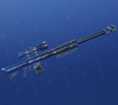 CURSED Wrap - Sniper Rifle