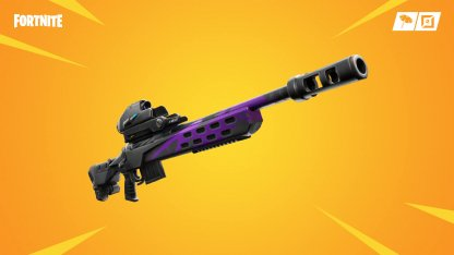 Study the Storm with the Storm Scout Sniper Rifle