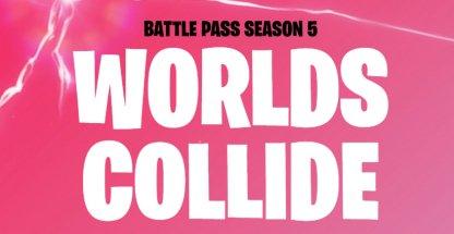 Season Theme - Worlds Collide