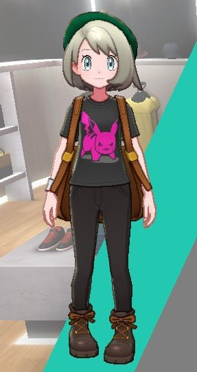 Casual Tee (Astonished Eevee)