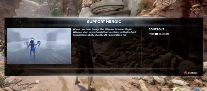 Support Heroic