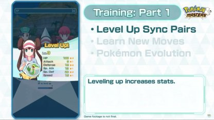Level Up Sync Pairs