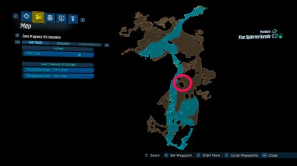 Splinterlands Dead Drop Location