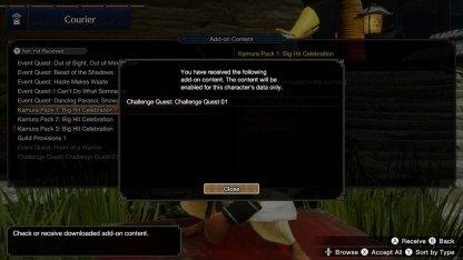 challenge quest 1