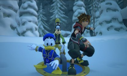 Kingdom Hearts 3 All Mini Games List Where To Play