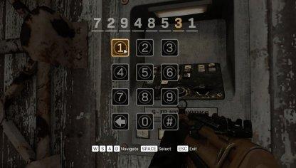 H8 Prison Bunker Access Code