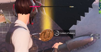 Coins Can Be Found On Ground