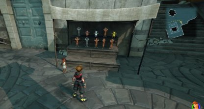 Kingdom Hearts 3 | KH3 All Golden Hercules Doll Locations