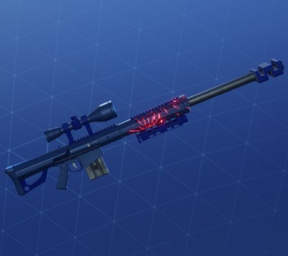 FIREWORKS Wrap - Sniper Rifle